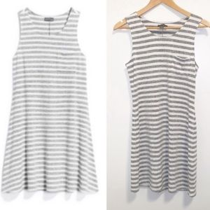 🎀NWT🎀 Market & Spruce Striped Tank Dress - XS